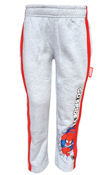 Marvel Boys Spiderman Track Jogging Pant 3 to 8 Years - Character Direct
