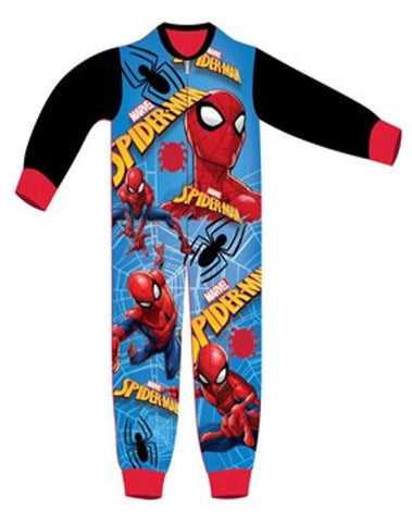 Boys Spiderman Onesies - Character Direct