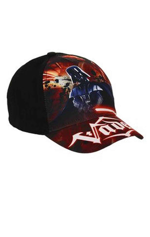 Official Star Wars Boys Baseball Hat Age 2-8 Years - Character Direct