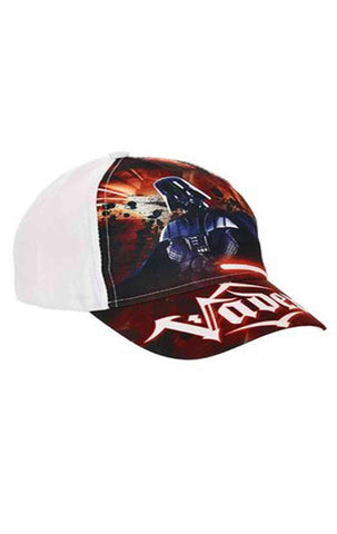 Official Star Wars Boys Baseball Hat Age 2-8 Years