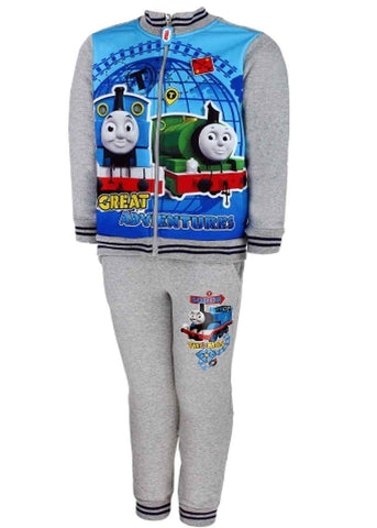 Boys Thomas Boys Tracksuit Age 2 to 6 Years - Character Direct