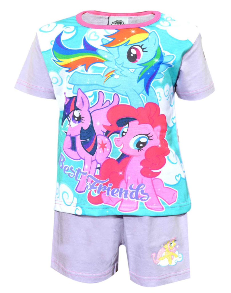 76a6a4ed31f6 My Little Pony Girls Pyjamas – Character Direct