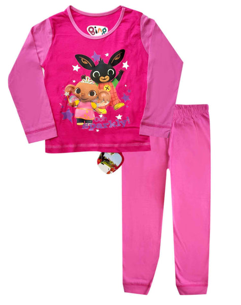 Cbeebies Girls Bing Sula Pyjamas - Character Direct