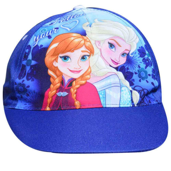Disney Frozen Girls baseball Hat - Character Direct
