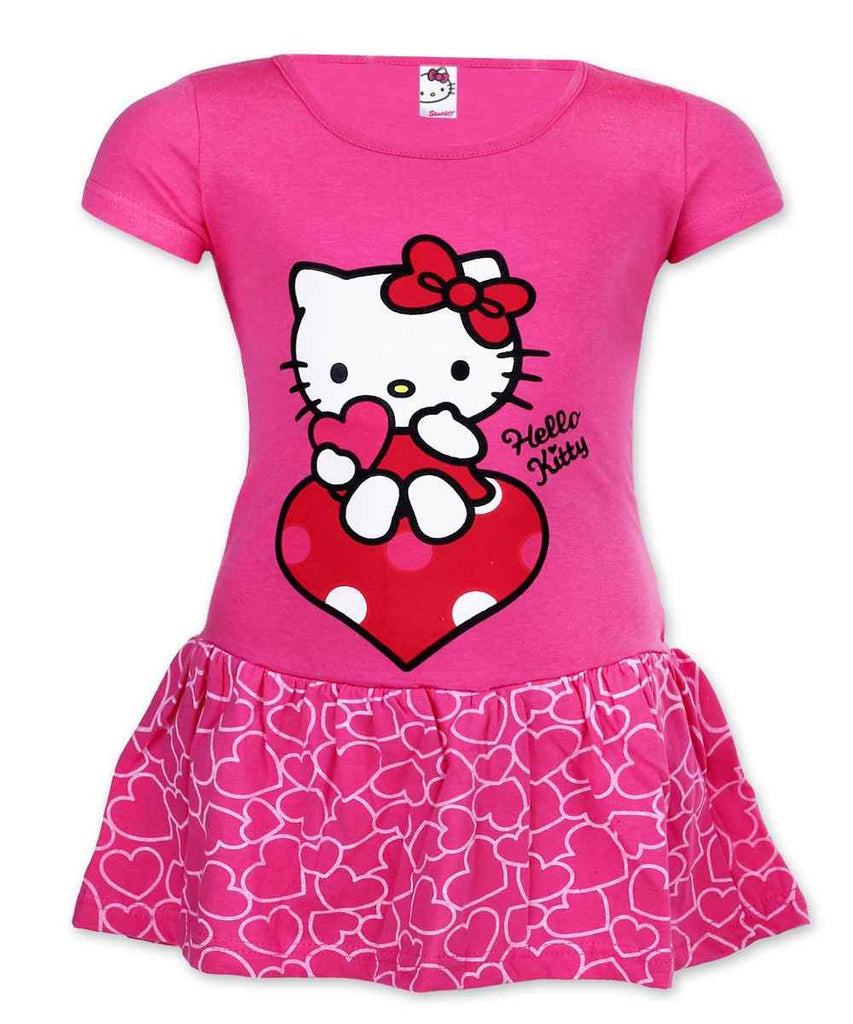 4bea3897c Girls Hello Kitty Costume Dress Age 2 to 6 Years – Character Direct