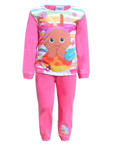 Girls In The Night Garden Pyjamas Upsy Daisy Pyjamas Age 1 to 4 Years - Character Direct