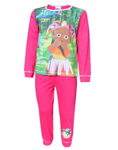 Girls In The Night Garden Pyjamas Upsy Daisy Pyjamas Age 1 to 4 Years