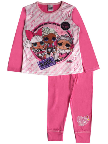 Girls LOL Surprise Pyjamas - Character Direct
