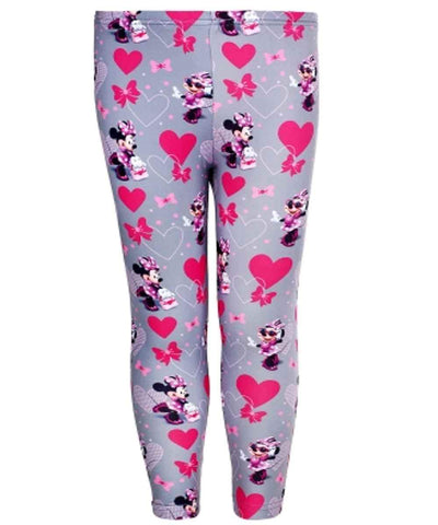 Disney Minnie Mouse Girls Leggings Tights Age 2 to 6 Years - Character Direct