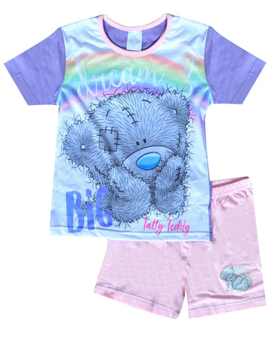 Me to You Tatty Teddy Girls Pyjamas - Character Direct