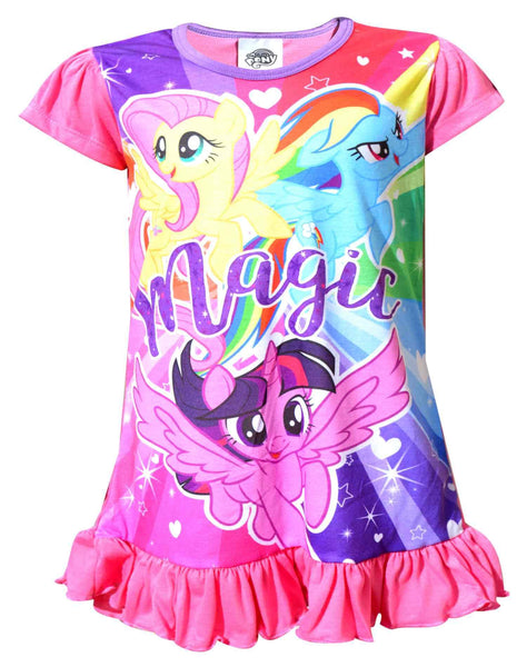 My Little Pony Girls Nightwear Sleepwear - Character Direct