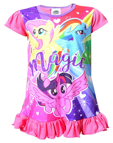 My Little Pony Girls Nightwear Sleepwear