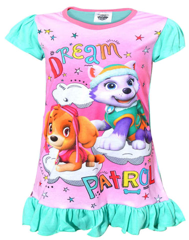 Paw Patrol Girls Nightwear Sleepwear