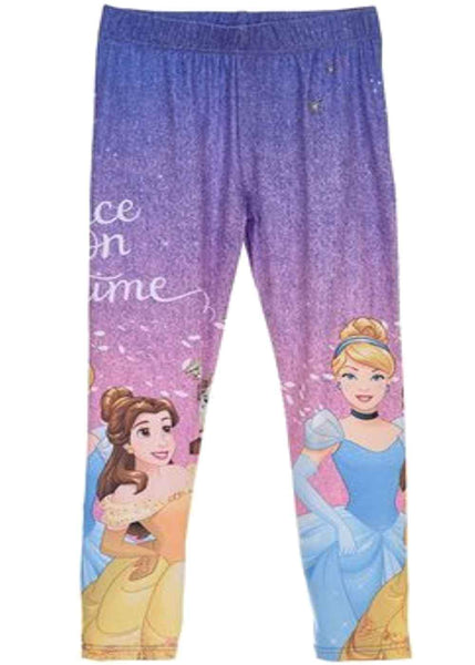 Girls Official Licensed Disney Princess Legging Tights Age 2 to 6 Years