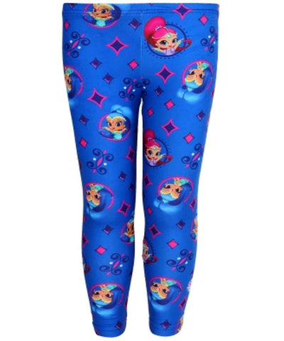 Girls Shimmer & Shine Legging Age 3 to 8 Years - Character Direct