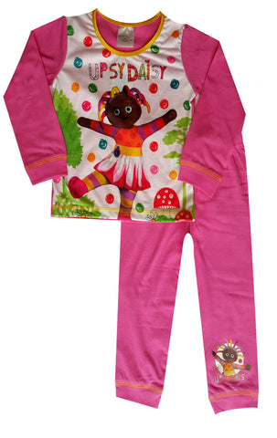 Girls In The Night Garden Pyjamas Upsy Daisy Pyjamas Age 1 to 4 Years - CharacterDirect