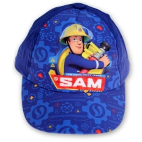 Official Fireman Sam Boys Baseball Hat