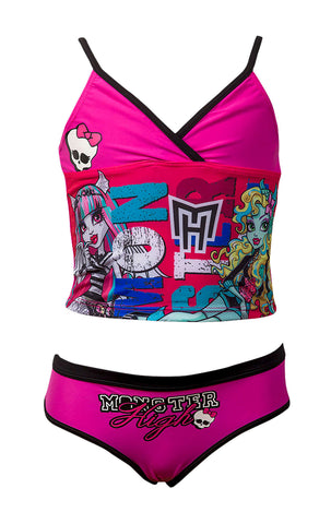 Official Monster High Girls Swimming Costume Swimwear Age 6-12 Years - Character Direct