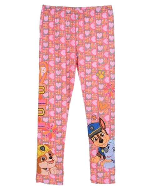 Paw Patrol Girls Skye Everest Print Leggings - Character Direct