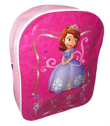 Girls Sofia Backpack - Character Direct
