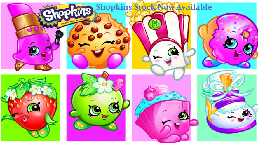 Shopkins Available