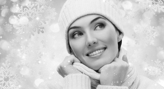 Prepare and care for winter skin