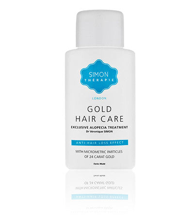 Gold Hair Care product by Dr Veronique Simon