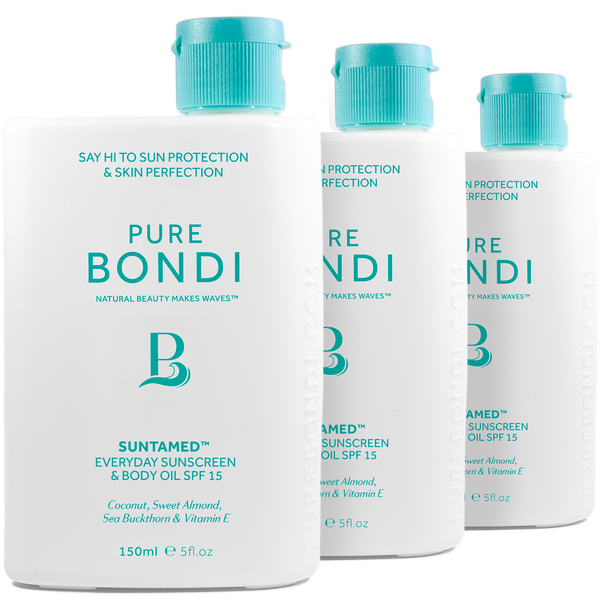 [Suntamed Tan and Body Oil] - Pure Bondi