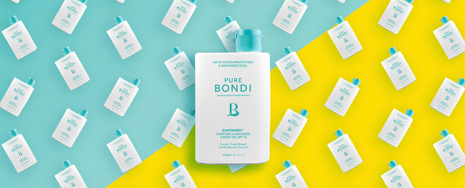 Pure Bondi Suntamed Best Sunscreen spf15