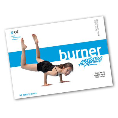 Burner Acrobatics Kartenset (D)