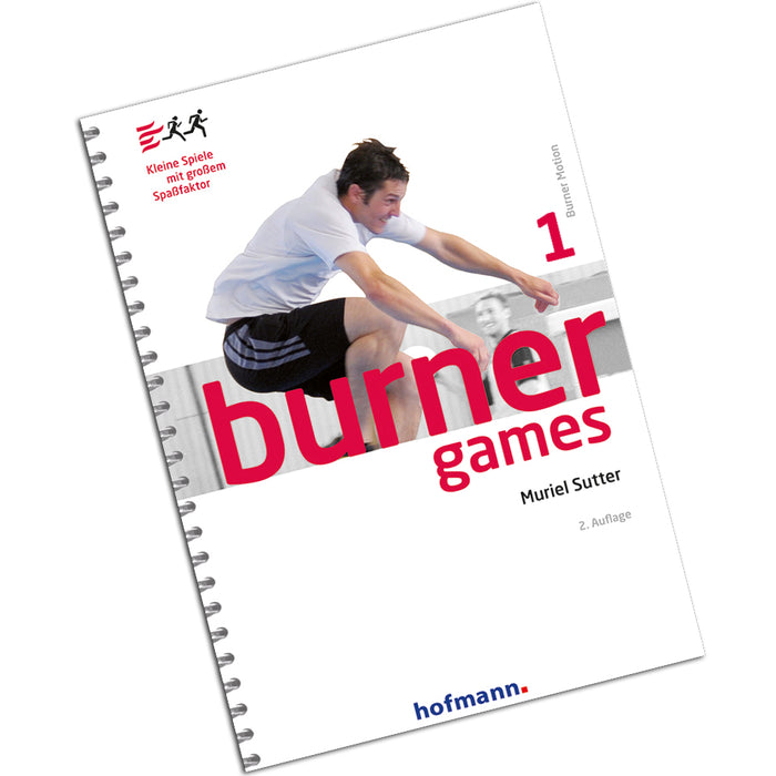 Lehrmittel-Kit Burner Games Plus