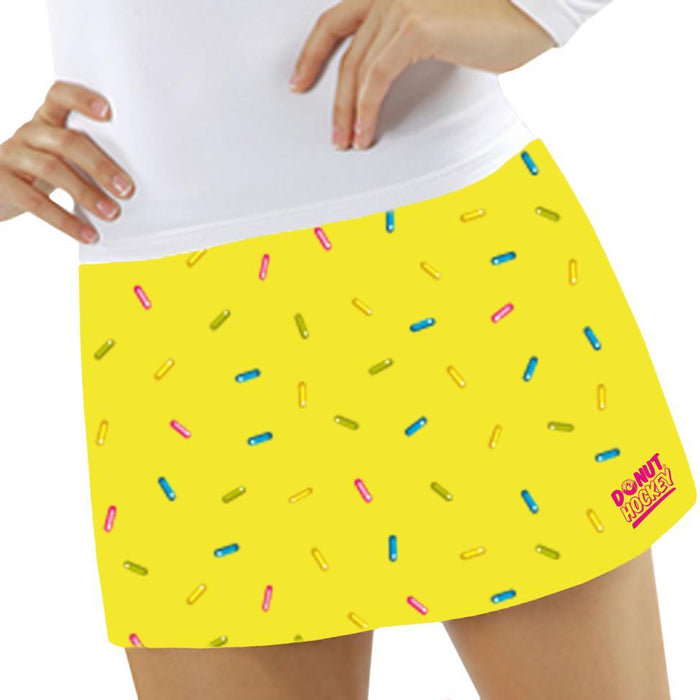 Player Skirt Sprinkle yellow