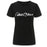 Ladies Classic Graffiti Tee black