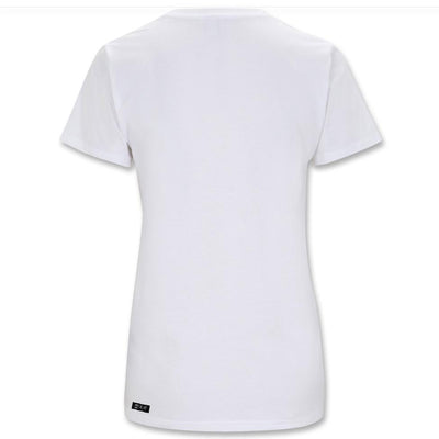 Ladies Burner Games Tee white
