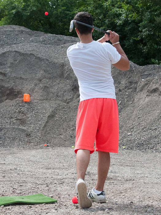 Game Shorts ultra orange