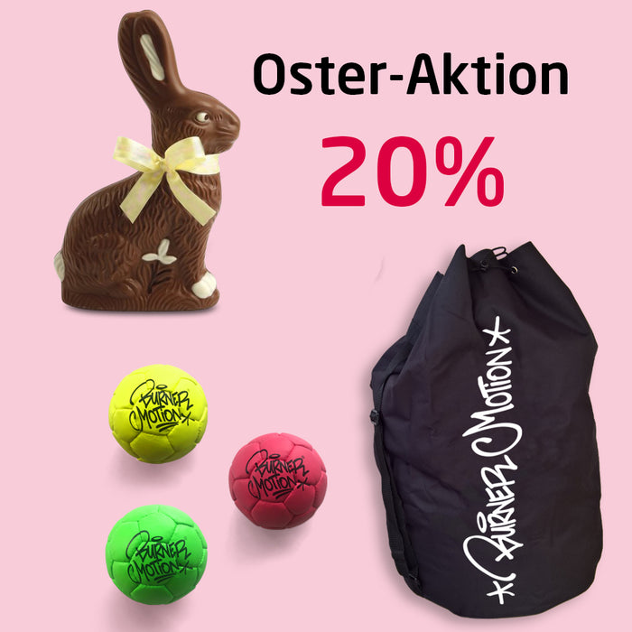 Superball Oster-Aktion