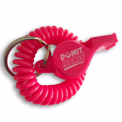 Donut Hockey Whistle