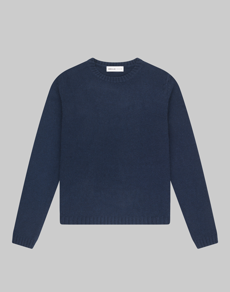HERCULIE | Cashmere Crew Neck Sweater