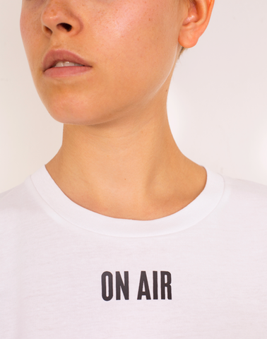 HERCULIE | On Air T-shirt