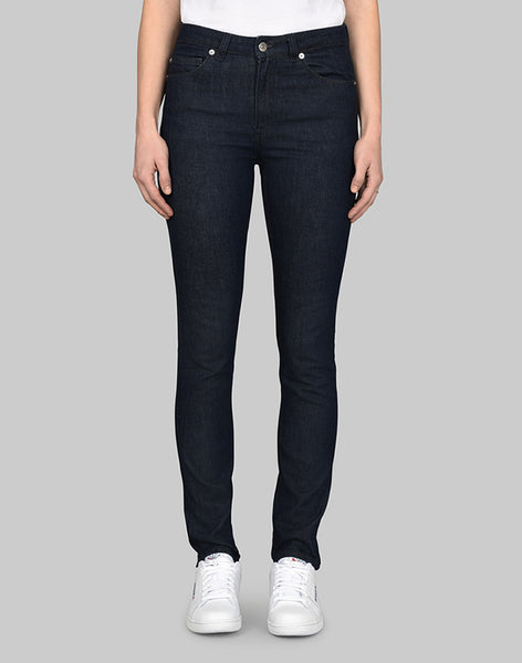 HERCULIE | High Rise Slim Jeans