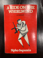 A Ride on the Whirlwind cover