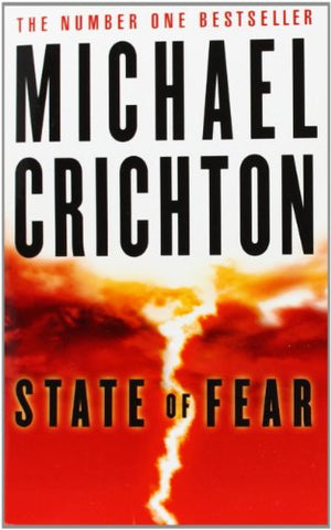 State of Fear, by Michael Crichton (used)