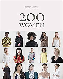 200 Women by Geoff Blackwell and Ruth Hobay