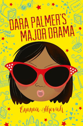 Dara Palmer's Major Drama by Emma Shevah