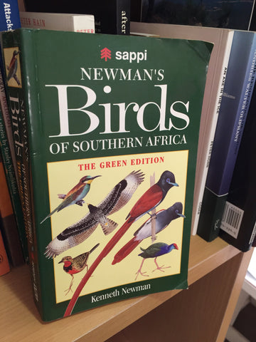 SAPPI Newman's Birds of Southern Africa: The Green Edition