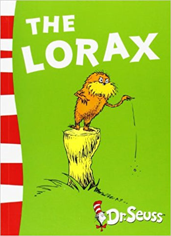 The Lorax<br>by Dr.Seuss
