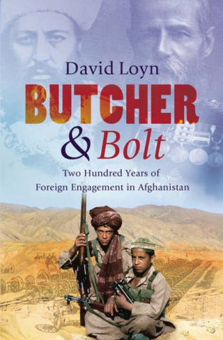 Butcher & Bolt Front, by David Loyn