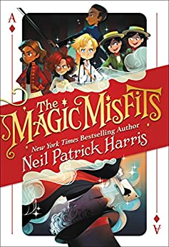 The Magic Misfits (Hardcover), by Neil Patrick Harris