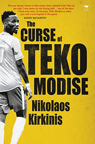 The Curse of Teko Modise <br> by Nikolaos Kirkinis