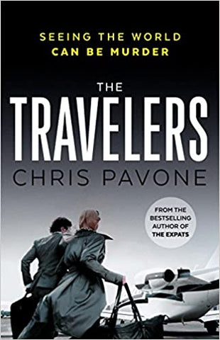 The Travelers, by Chris Pavone